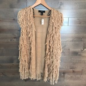💋CLOSET CLEAR OUT💋 FOREVER 21 Fringe Size Small